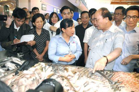 Thu tuong Nguyen Xuan Phuc khuyen khich mo hinh cua Co.opmart - Anh 3