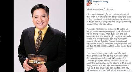 NSUT Chi Trung: 'Cau chuyen buon da gan nhu khep lai voi mot ket thuc nhan ai' - Anh 2