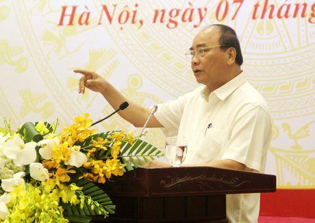 Thu tuong: Giai quyet viec cua dan ma dung vao the quyen luc thi khong on dau - Anh 1