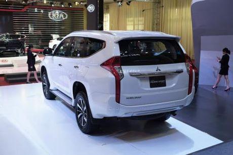 Tan binh Mitsubishi Pajero Sport du kien co gia ban tu 1,4 ty dong - Anh 2