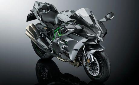 Kawasaki ra mat Ninja H2 Carbon 2017 phien ban dac biet - Anh 2