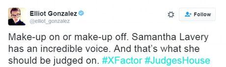 Simon Cowell 'hung gach' khi yeu cau thi sinh X-Factor thao makeup tren song truyen hinh - Anh 11