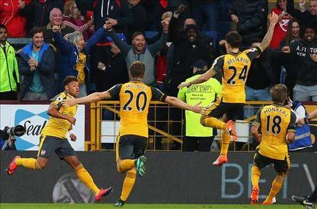 """""""Arsenal co the an ba o mua giai nay"""" - Anh 1"""