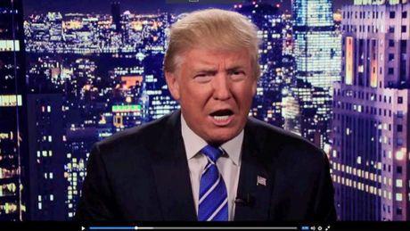 Ong Trump hung 'bao' vi clip ke chuyen quan he voi phu nu co chong - Anh 1