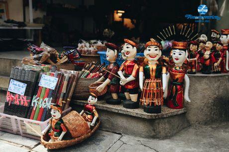 Kham pha Ha Noi bang bon free tour di bo - Anh 1