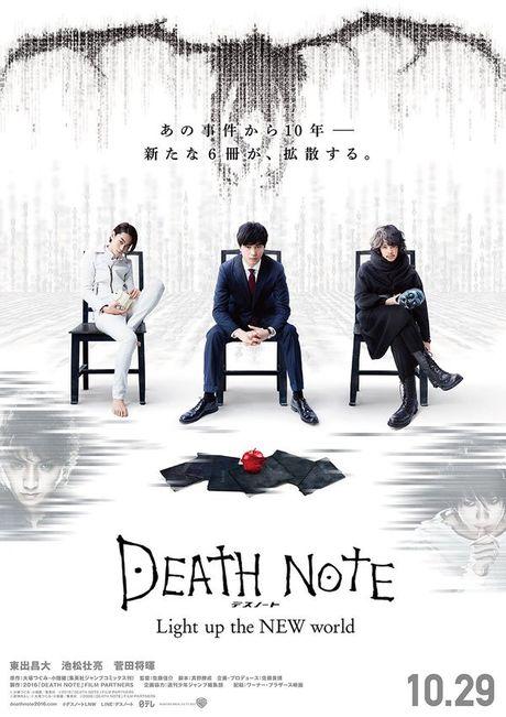 Sau 'Misa' Toda Erika, Death Note 2016 bat ngo mang 'L' Kenichi tro lai - Anh 5