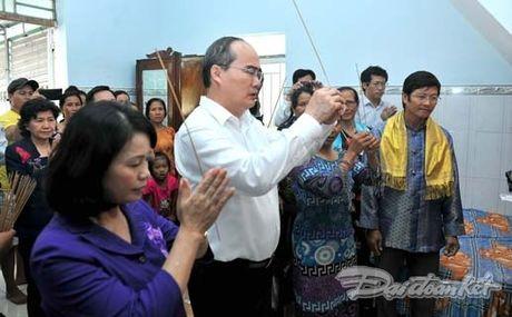 : Hoat dong cua Chu tich Nguyen Thien Nhan tai Ninh Thuan - Anh 10