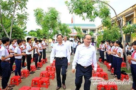 : Hoat dong cua Chu tich Nguyen Thien Nhan tai Ninh Thuan - Anh 2