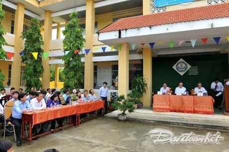 : Hoat dong cua Chu tich Nguyen Thien Nhan tai Ninh Thuan - Anh 4