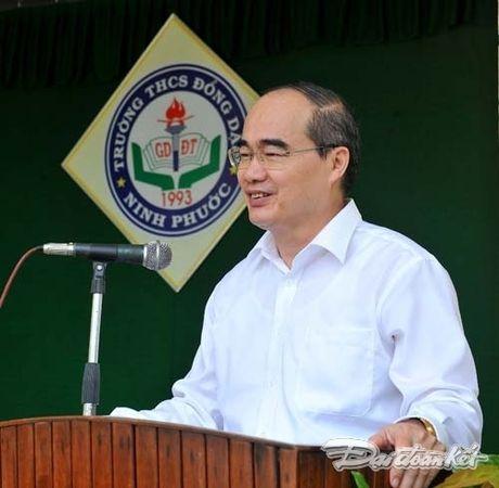 : Hoat dong cua Chu tich Nguyen Thien Nhan tai Ninh Thuan - Anh 5