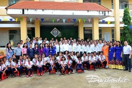 : Hoat dong cua Chu tich Nguyen Thien Nhan tai Ninh Thuan - Anh 9
