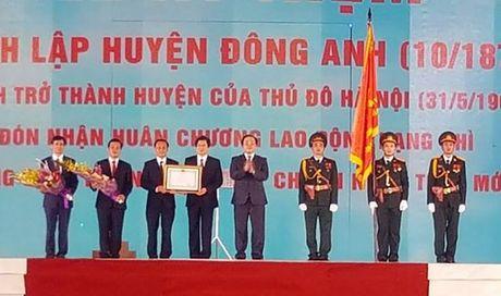 Huyen Dong Anh (Ha Noi) ky niem 140 nam thanh lap - Anh 1