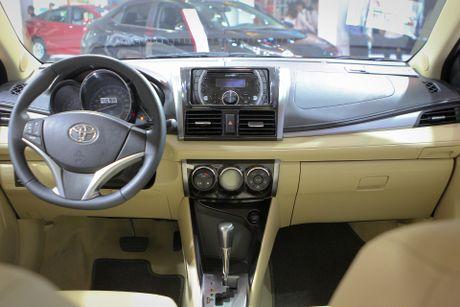 Anh Toyota Vios 2016 gia 532 trieu moi ban o Viet Nam - Anh 5