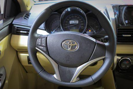 Anh Toyota Vios 2016 gia 532 trieu moi ban o Viet Nam - Anh 6