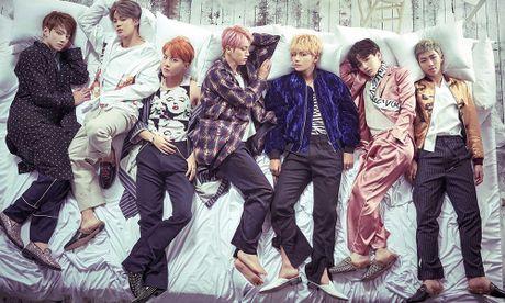 Album cua BTS dat hang truoc khi ra mat - Anh 1