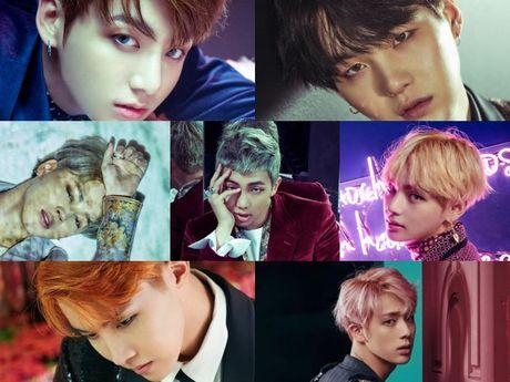 Album cua BTS dat hang truoc khi ra mat - Anh 3