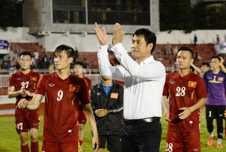 Tuyen Viet Nam duoc thay 6 cau thu o tran gap Indonesia - Anh 2