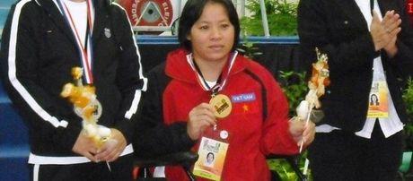 VDV 4 lan du Paralympic chi nhan luong 500 nghin dong/thang - Anh 1