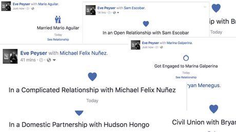 "Facebook vua cho phep nguoi dung tu do dat ""In relationship"" voi bat ky ban be nao ma khong can ho cho phep - Anh 2"