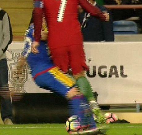 Bo Dao Nha 6–0 Andorra: Cristiano Ronaldo lap 'poker' ngay tro lai - Anh 5