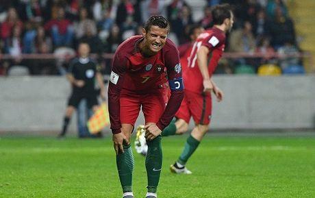 Bo Dao Nha 6–0 Andorra: Cristiano Ronaldo lap 'poker' ngay tro lai - Anh 6