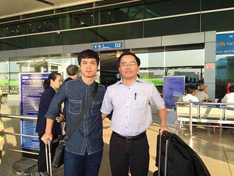 HLV Huu Thang tinh gi khi khong co Xuan Truong & Tuan Anh? - Anh 2