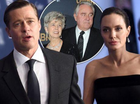 Bo me Brad Pitt tuc gian khi Angelina Jolie gay ra noi dau cho ca gia dinh - Anh 1