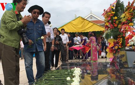 Khanh thanh Dai tuong niem Liet si Trung doan 207 - Anh 2