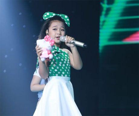 'Tieu Thu Minh' gay sot The Voice Kids - Anh 2