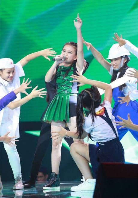 'Tieu Thu Minh' gay sot The Voice Kids - Anh 4