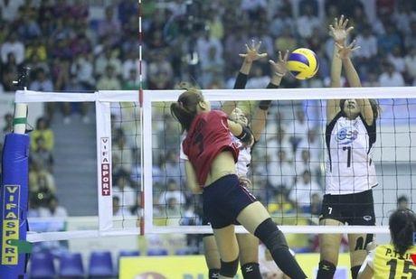 Ket qua, lich thi dau giai bong chuyen VTV Cup 2016 (ngay 9.10) - Anh 1