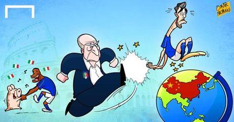 Goc biem hoa: Cach M.U 'che tao' CR7; Messi la fan ruot Real - Anh 2