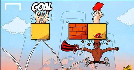 Goc biem hoa: Cach M.U 'che tao' CR7; Messi la fan ruot Real - Anh 6