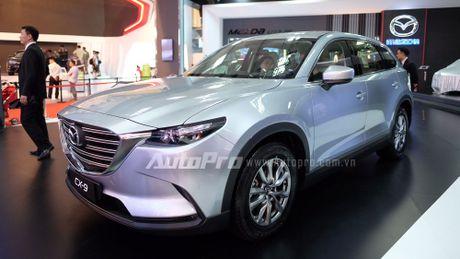 'Muc so thi' crossover 7 cho 'hang hot' Mazda CX-9 2016 tai Viet Nam - Anh 1