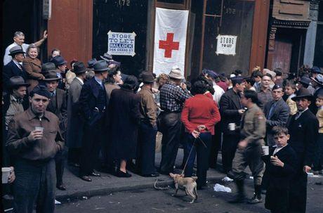 Thanh pho hoa le New York dau thap nien 1940 qua anh - Anh 12