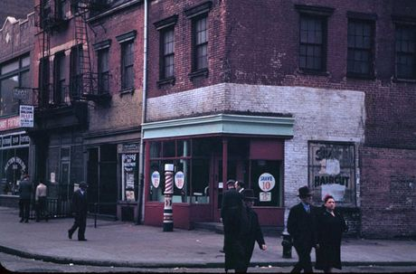 Thanh pho hoa le New York dau thap nien 1940 qua anh - Anh 14