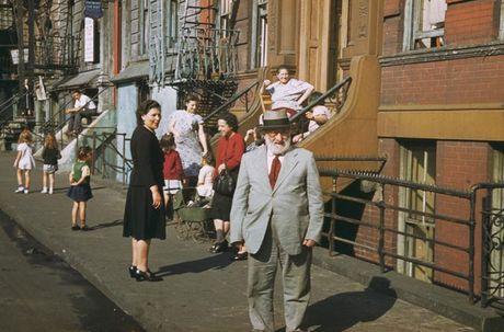 Thanh pho hoa le New York dau thap nien 1940 qua anh - Anh 8