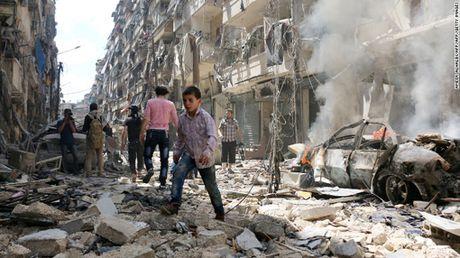 Quan he Nga - My cang thang: Noi dai 'con ac mong' Syria - Anh 1