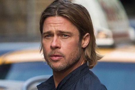 Brad Pitt khong bi truy to bao hanh con - Anh 1