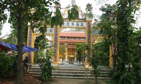 'Giai ma' bi an ve lang mo vua Quang Trung - Anh 3