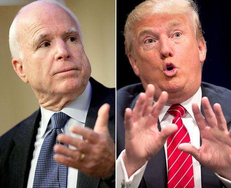 Ong John McCain rut lai quyet dinh ung ho ong Trump - Anh 1