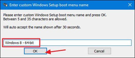 Thu thuat tao USB cai dat nhieu phien ban Windows - Anh 3