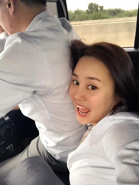 Dien vien Kim Hien khong muon co them em be - Anh 11