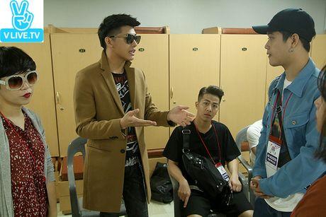 Noo Phuoc Thinh dep trai khong kem sao Han tren san tap Asia Song Festival - Anh 7