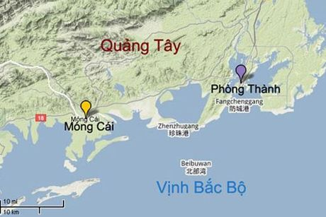 Nguy co cua cac nha may dien hat nhan Trung Quoc dat gan Viet Nam - Anh 1