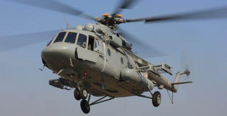 Vi sao dac nhiem An Do ua chuong truc thang Mi-17? - Anh 1
