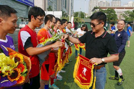 FC Tien Phong thang tung bung tran dau Cup Mua Thu 2016 - Anh 1