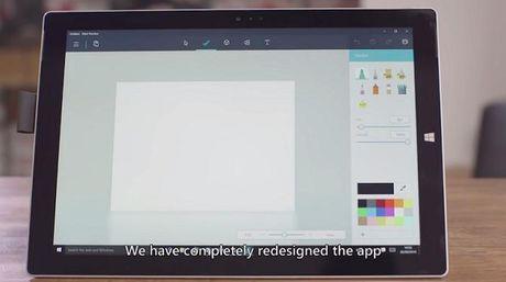 Microsoft Paint sap duoc lam moi, ho tro ve 3D - Anh 2