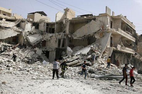 Nga khang dinh khong co y muon doi dau voi My ve Syria - Anh 1