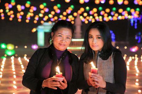 Thanh Lam va chuyen muon ao dai cua me di dien khi moi 15 tuoi - Anh 3